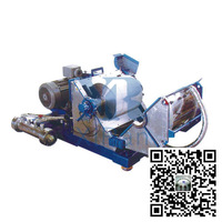 Mechanical dry micropulverizer